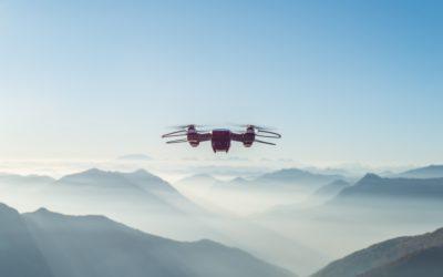 Cours photo par drone
