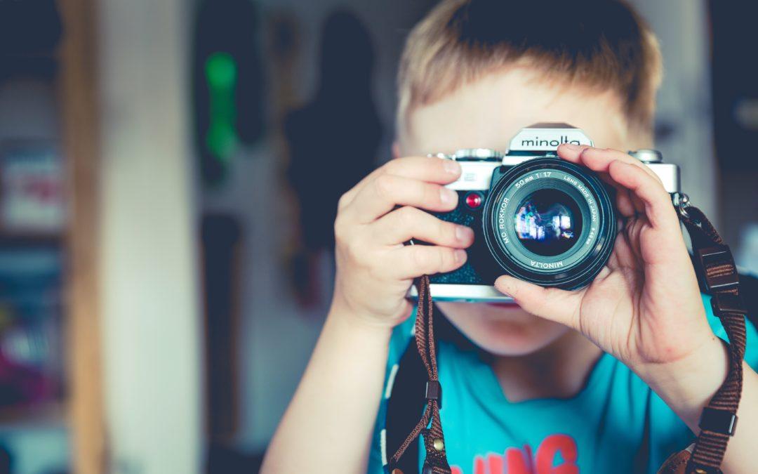 Cours photo pour enfants de 8 à 16 ans