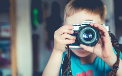 Cours photo pour enfants de 8 à 12 ans