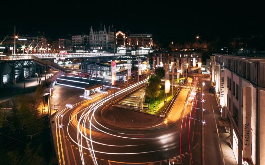 Workshop – Night photography